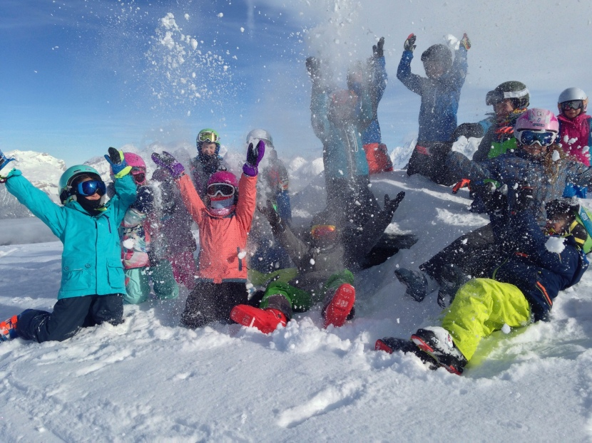 😍 ski club brentaz🎿😍