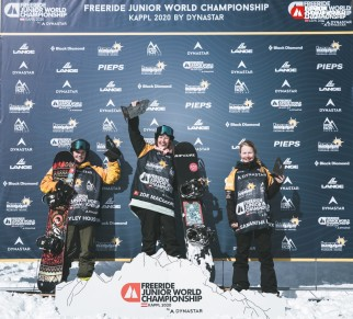 FREERIDE JUNIOR WORLD CHAMPIONSHIP KAPPL 2019