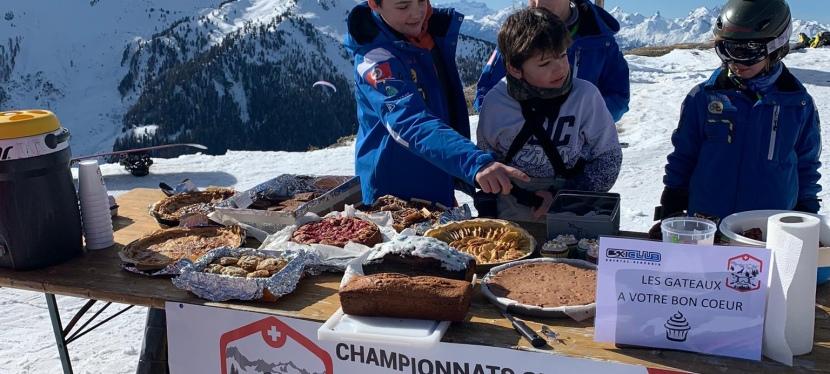 30 mars au 5 avril championnats suisses cheznous!